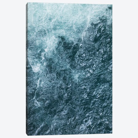 Cool Waters Out To Sea IV - Vertical 3-Piece Canvas #RNN14} by Ben Renschen Canvas Wall Art