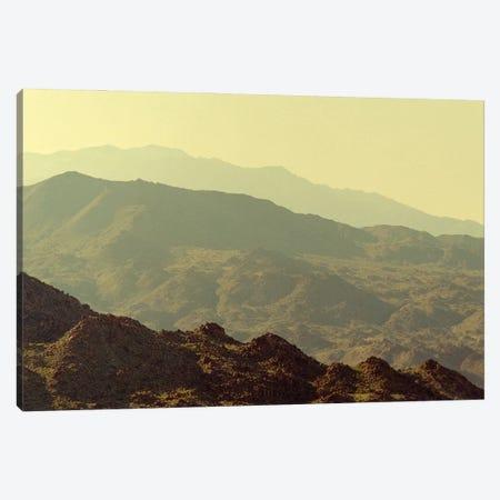 Palm Springs Desert Mountains II Canvas Print #RNN48} by Ben Renschen Canvas Wall Art