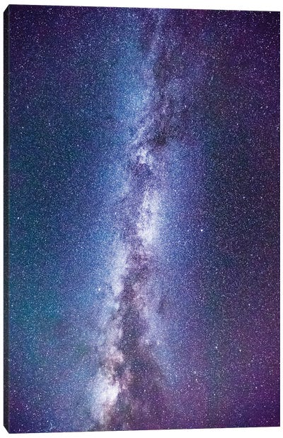 Space For Universe Stars I Canvas Art Print
