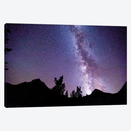Space For Universe Stars II Canvas Print #RNN55} by Ben Renschen Canvas Art