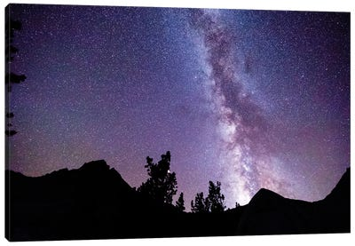 Space For Universe Stars II Canvas Art Print