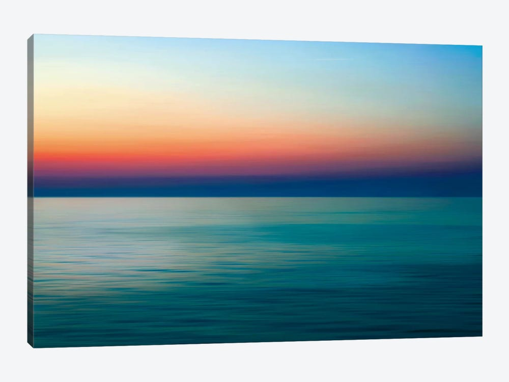 Quiet Waters I by John Rehner 1-piece Canvas Wall Art