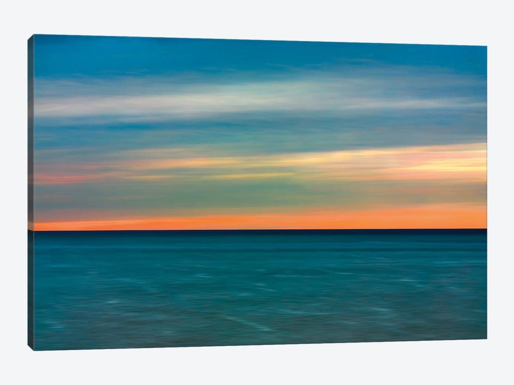 Quiet Waters II by John Rehner 1-piece Canvas Art Print