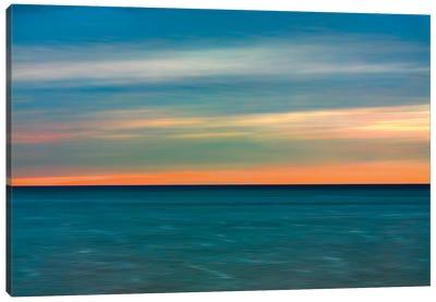 Quiet Waters II Canvas Art Print