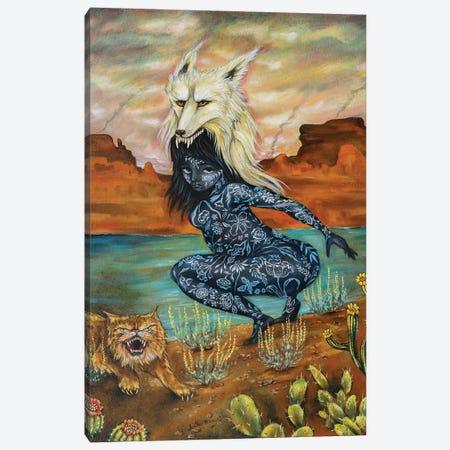 A New Dawn Canvas Print #RNX105} by Heather Renaux Canvas Wall Art