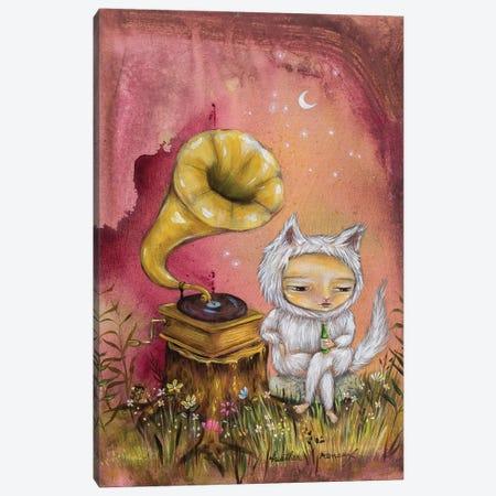 Last Call Canvas Print #RNX117} by Heather Renaux Canvas Art Print