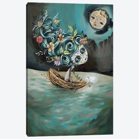 Guided Canvas Print #RNX29} by Heather Renaux Canvas Artwork