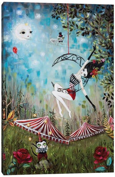Moonglow Canvas Art Print