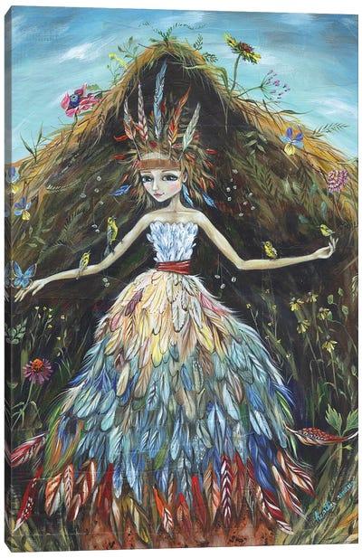 Prairie Canvas Art Print