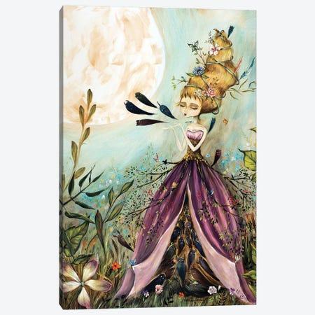 Spirits Creating Memories Canvas Print #RNX70} by Heather Renaux Canvas Art Print