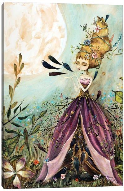 Spirits Creating Memories Canvas Art Print