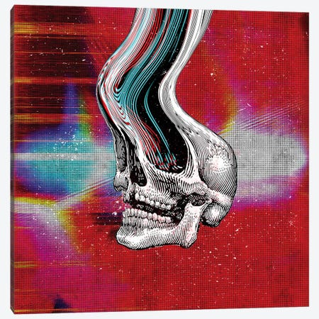In My Head Canvas Print #ROA21} by Michele Rota Canvas Art