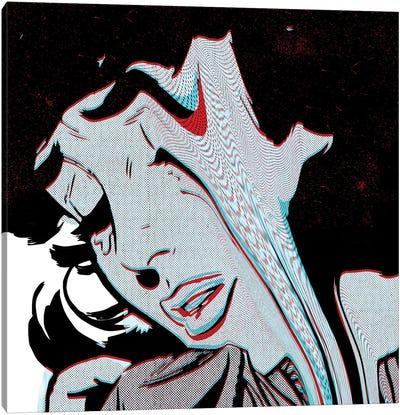 Poison Canvas Art Print