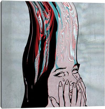 Wandering Through Nightmares Canvas Art Print