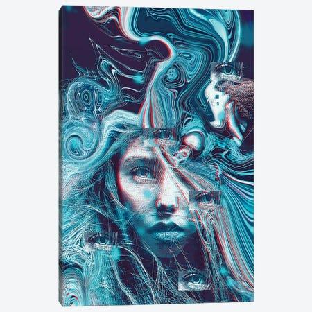 Who Do You Think You Are Canvas Print #ROA45} by Michele Rota Art Print