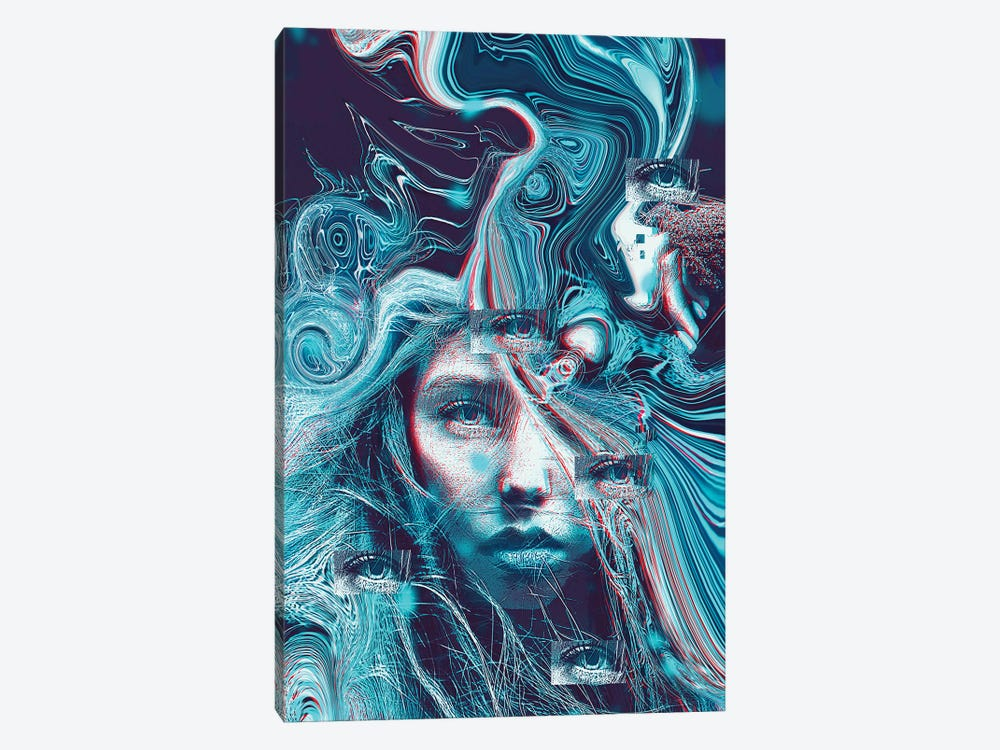 Who Do You Think You Are by Michele Rota 1-piece Canvas Artwork