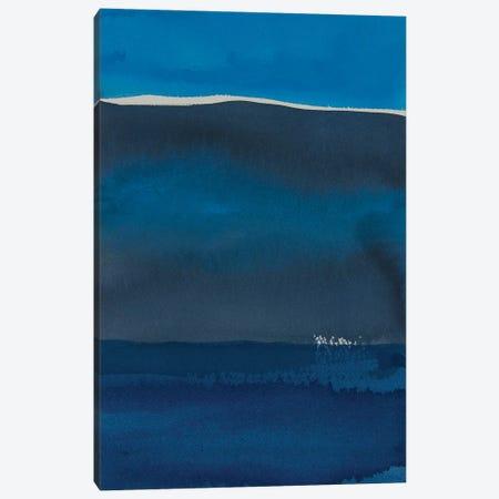 Sapphire Horizon II Canvas Print #ROB104} by Rob Delamater Canvas Print
