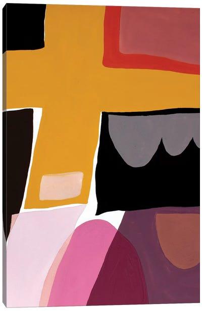 Finale II Canvas Art Print