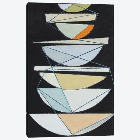 Abstract Sails IV Canvas Print #ROB130} by Rob Delamater Art Print