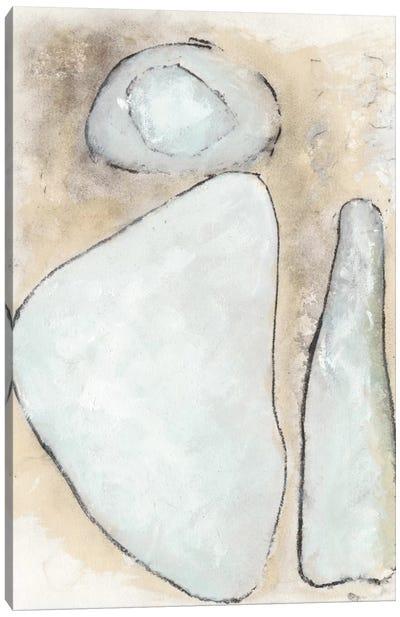 Secret Of The Stones Canvas Art Print