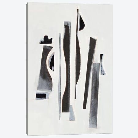 Rhythm Cadence II Canvas Print #ROB178} by Rob Delamater Canvas Print