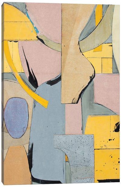 Jetsam Canvas Art Print