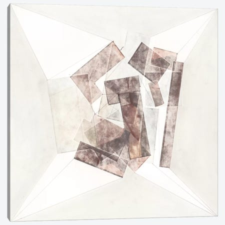 The Architect's Dream Canvas Print #ROB18} by Rob Delamater Canvas Artwork