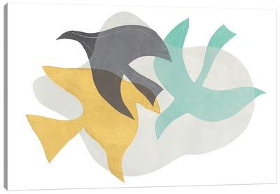 Peace Composition I Canvas Art Print