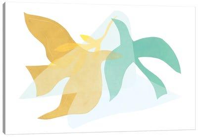 Peace Composition II Canvas Art Print