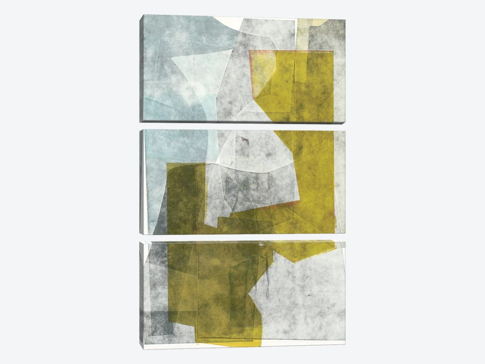 Tower by Rob Delamater 3-piece Canvas Art Print