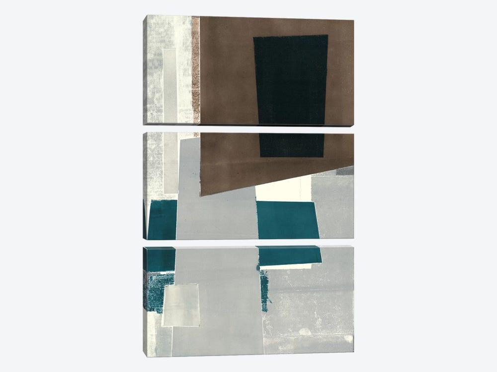 Avenue B by Rob Delamater 3-piece Art Print