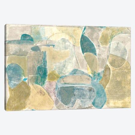 Sea Glass II Canvas Print #ROB31} by Rob Delamater Canvas Wall Art