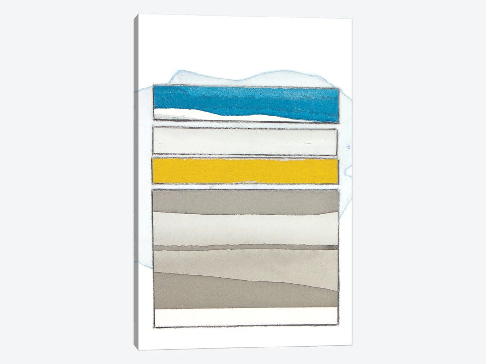 Pacific Horizon I by Rob Delamater 1-piece Art Print