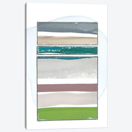 Pacific Horizon II Canvas Print #ROB47} by Rob Delamater Canvas Artwork