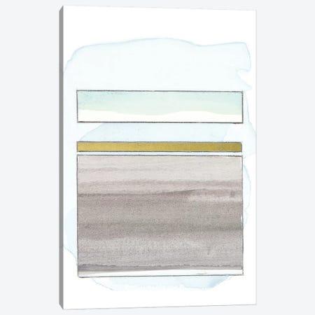Pacific Horizon IV 3-Piece Canvas #ROB49} by Rob Delamater Art Print