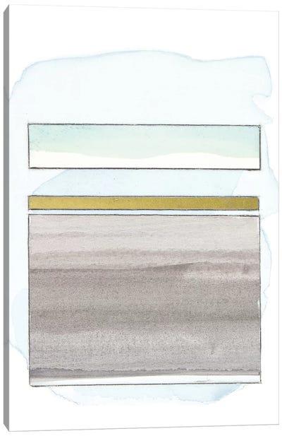 Pacific Horizon IV Canvas Art Print