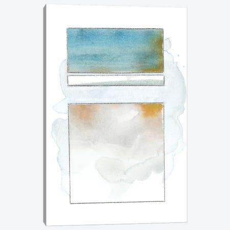 Pacific Horizon V 3-Piece Canvas #ROB51} by Rob Delamater Canvas Artwork