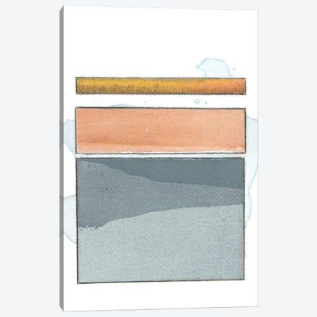 Pacific Horizon VI Canvas Print #ROB52} by Rob Delamater Canvas Wall Art
