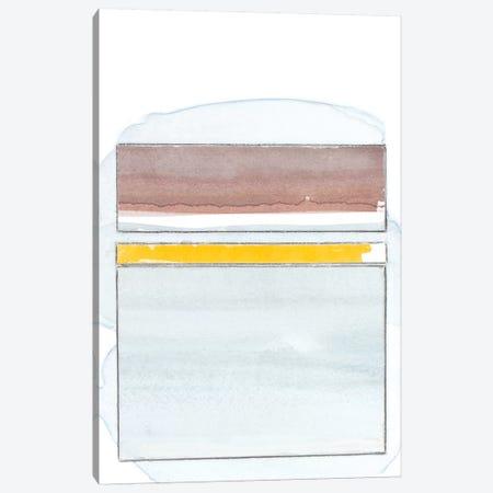 Pacific Horizon XI 3-Piece Canvas #ROB56} by Rob Delamater Canvas Art Print