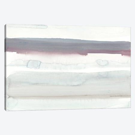 Water Horizon II at Sea Ranch  3-Piece Canvas #ROB68} by Rob Delamater Canvas Art Print