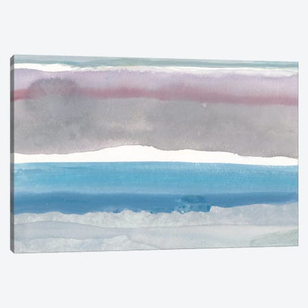 Cerulean Horizon At Sea Ranch 3-Piece Canvas #ROB72} by Rob Delamater Canvas Art