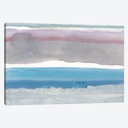Cerulean Horizon At Sea Ranch Canvas Print #ROB72} by Rob Delamater Canvas Art