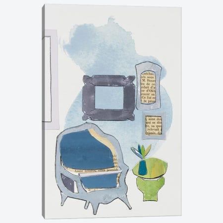 Chateau Interior I Canvas Print #ROB81} by Rob Delamater Canvas Art Print