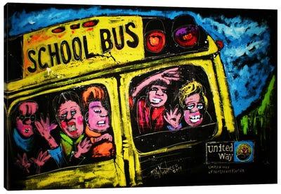 United Way Canvas Art Print