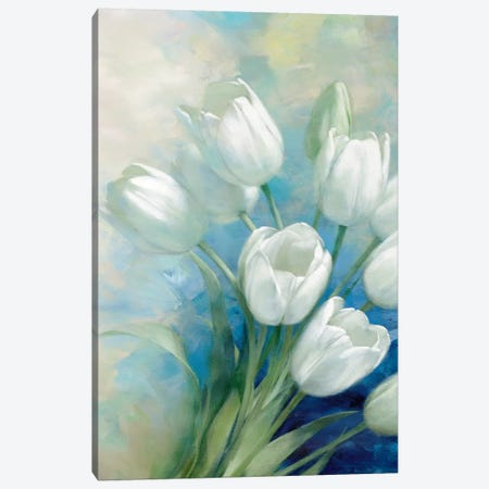 Holland Spring I Canvas Print #ROG3} by Rogier Daniels Canvas Print