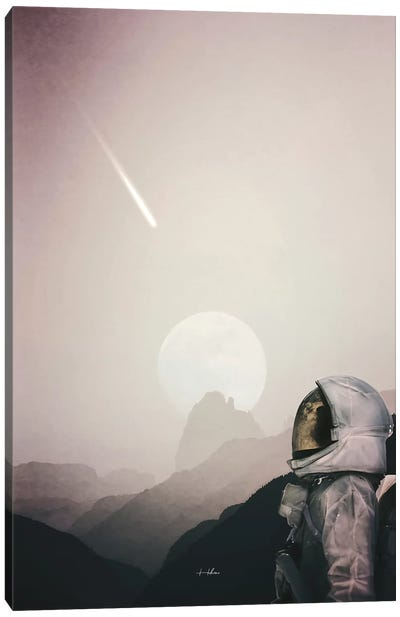 Wish Upon Canvas Art Print