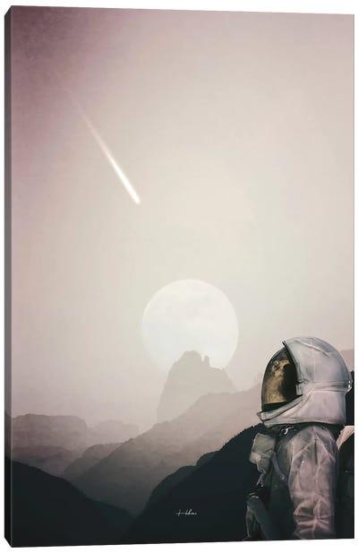 Wish Upon Canvas Art Print