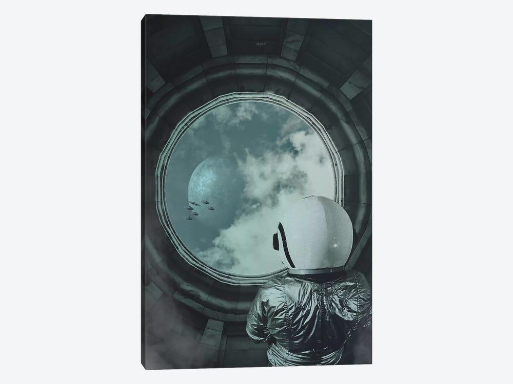Bystander by Rob Hakemo 1-piece Canvas Art