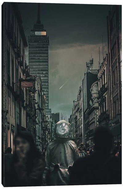 Transparent II Canvas Art Print