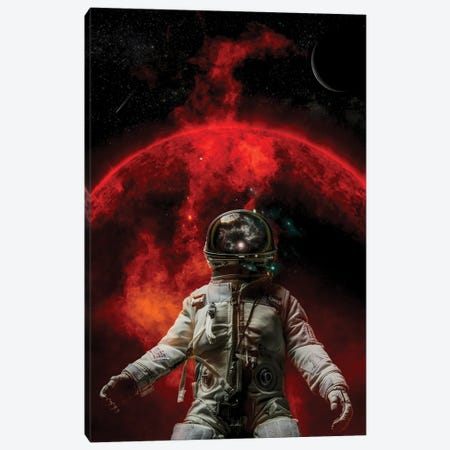 See The Stars Canvas Print #ROH157} by Rob Hakemo Canvas Artwork